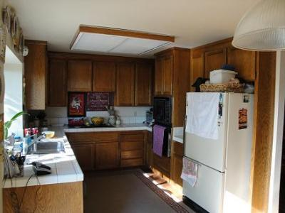Existing kitchen 2